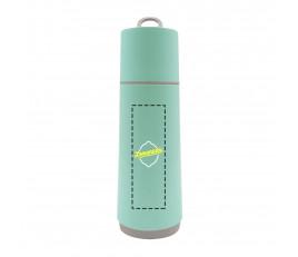 Multifunctional Bamboo Fiber + Glass Bottle