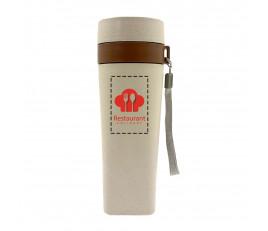 Wheat Straw Portable Bottle