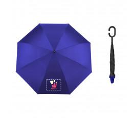 "27"" Inverted Pongee Umbrella"