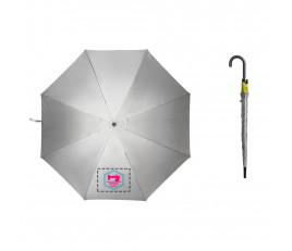 24'' Silver Coated Umbrella