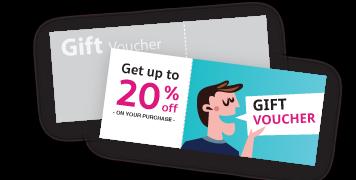 Print Gift Vouchers Online