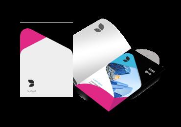 Print Corporate Folders Online