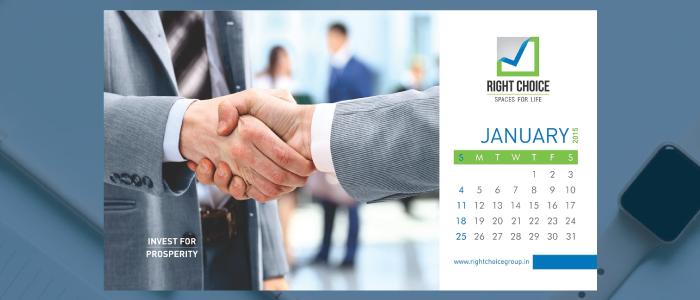 Desk Calendar for B2B Companies