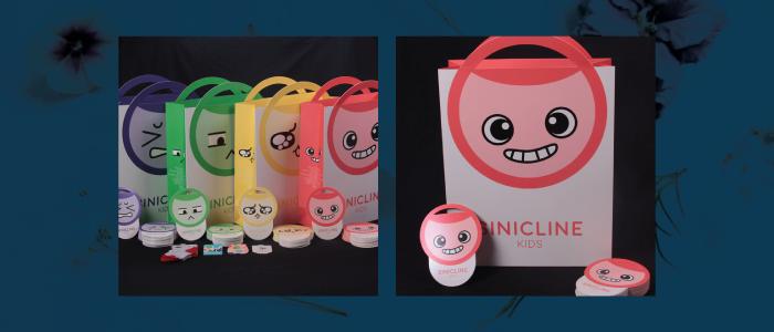 Emoji paper bags