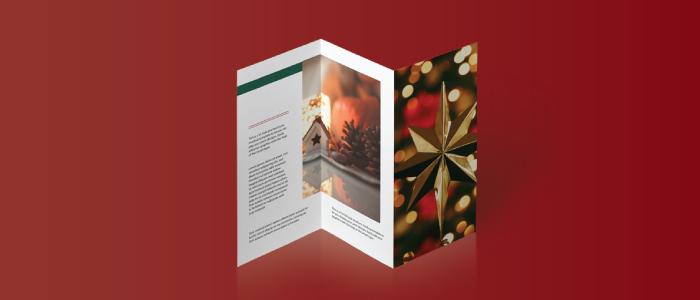 Holiday Season Leaflets